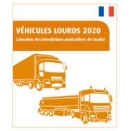 Calendrier des interdictions PL 2020